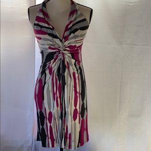 Trina Turk Halter Dress